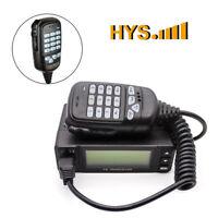 HYS 998S 25W Dual Band VHF UHF 136-174/400-480MHz Mobile FM Transceiver Radio