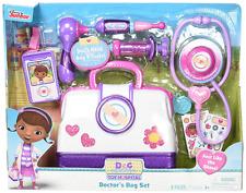 Just Play Doc McStuffins Hospital Doctor's Bag Set Gift for Girls Ages 3+ NEW