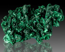 """3.8"""" Sharp Azurite Crystals PSEUDOMORPHED to MALACHITE Milpillas Mexico for sale"""