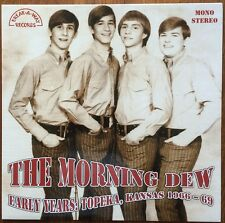 MORNING DEW No More Early years 1966-69 Kansas 60s garage psych punk mods ►♬