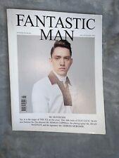 Fantastic Man Magazine Autumn/Winter 2012 - 16th Issue - Oliver Sim - The XX