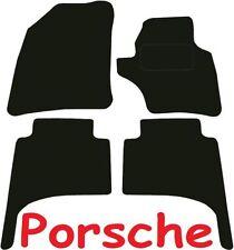 PORSCHE Cayenne SU MISURA tappetini AUTO ** Qualità Deluxe ** 2009 2008 2007 2006 2005