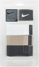 Nike Golf Belt - 3 PACK NIKE WEB BELT White / Fawn / Black - Universal sizes