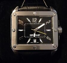 Caterpillar Mens Dress Square Face Cat Watch - S2 141 34 131 Time Network