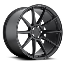 Niche Essen M147 18X8 5X112 Et42 Black Matte Rims (Set of 4)