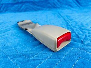 Lexus GX470 2nd Row Driver Seat Belt Buckle Ivory 2003-2009 OEM