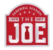 Detroit Red Wings Joe Louis Arena Final Farewell Season Patch