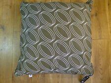 NWT Orla Kiely exclusively for Sainsbury's brown cushion