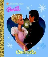 Barbie: Cinderella (Barbie) (Little Golden Book) by Golden Books