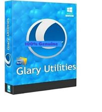 Glary Utilities PRO 5 ✔️LifeTime✔️Licence key ✔️100%Genuine ✔️Instant delivery