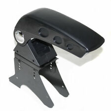 Universal Black Centre Armrest Console Leather Interior Box Organizer Car