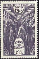 """FRANCE TIMBRE STAMP N°879 """"JOURNEE DU TIMBRE, WAGON-POSTE"""" NEUF X TB"""