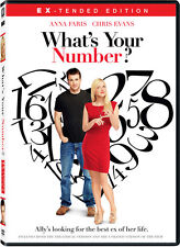 What's Your Number? [DVD NEW]