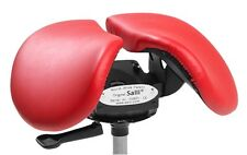 Salli Swingfit Split Saddle Seat Ergononic task chair
