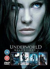 Underworld Quadrilogy 1-4 box set horror thriller gore nasty torture disturbing