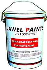 Car - Comercial Chassis Paint Synthetic Petrol Resistant RED Gloss 5 Litre