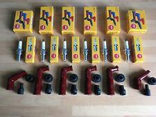 KAWASAKI Z1300 A2-A5 80-83 ZG1300 A1-3 84-90 NGK SPARK PLUGS AND CAPS FREE POST!
