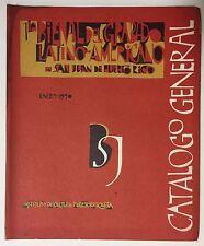 Fernando Rivero Malabarista Aguafuerte Print Puerto Rico Espana Spain 1964