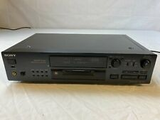 Sony Mds-Jb920 MiniDisc recorder & player Tested