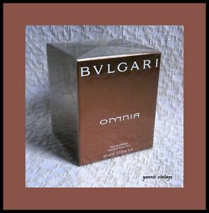 BVLGARI OMNIA MISB EDP 65ml ( 2.2 fl oz ) Spray Vintage Made in Italy