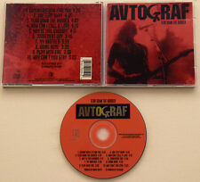 Autograf - Tear Down The Border (1991 Avtograf) Coming Back To Find You,rare AOR