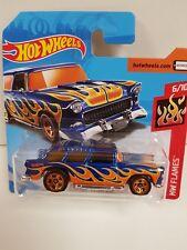 Coche Mattel Hot Wheels FJW65 - HW FLAMES - Classic '35 Nomad