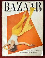 Harper's Bazaar Magazine ~ May 1955 ~ Suzy Parker Avedon Jean Patchett