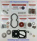 0438140160 Warmlaufregler Reparatursatz PORSCHE 911 3,3 Turbo S WUR Warm Up Regu