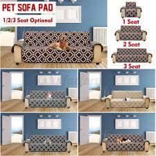 Quilted Waterproof Sofa Slip Cover Anti-Slip Pet Furniture Sofa Protector Throw
