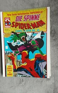 Marvel Comics: Die Spinne ist Spider-Man Band 45 Softcover