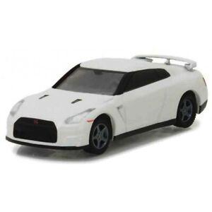 Greenlight 1/64 2014 Nissan GT-R R35 (White) (New)