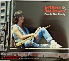 JEFF BECK & ROD STEWART : PEOPLE GET READY - [ CD MAXI ]