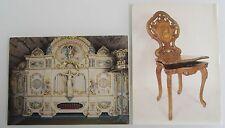 2x Postkarte Siegfried`s Mechanisches Musik-Kabinett Brömserhof Rüdesheim Rhein