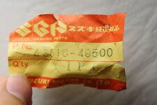 1982-1983 GS750 SUZUKI (SB42) NOS OEM 43510-49500 BAR FOOTREST