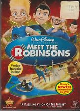 Meet the Robinsons (DVD, 2007) + Box Sleeve