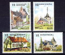 Belgium - 1985 Tourism - Mi. 2231-34 MNH