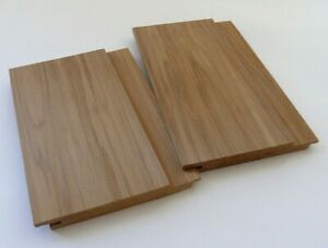 SAMPLE - Canadian Western Red Cedar Tongue & Groove Timber Cladding - TGV