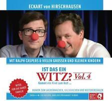 HIRSCHHAUSEN - IST DAS EIN WITZ? - VOL.4 - CD Neu/OVP!
