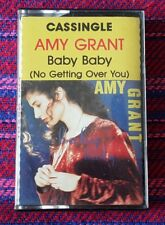 Amy Grant ~ Baby Baby ( New Zealand Press ) Cassette Single