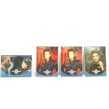 Babylon 5 Profiles Skybox Collectable Base Trading Cards 46, 49, 50 Vintage 1999