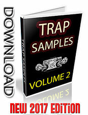 TRAP SAMPLES VOLUME 2 -  APPLE LOGIC PRO X EXS24- STUDIO / EXPRESS - DOWNLOAD