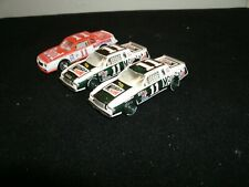 #11 Darrell Waltrip 3 Nascar Championship Cars By Action 1/64 Scale