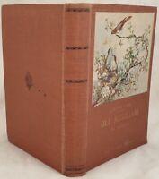 HENRI FABRE GLI AUSILIARI AGRICOLTURA ORNITOLOGIA UCCELLI BIRDS 16 PLANCHES 1900