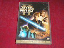 Double DVD STAR WARS episode II / Episode 2 L'attaque des Clones / TBE