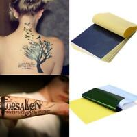 1PC Tattoo A4 Thermische Carbon Schablone Transferpapier Tracing Tattoo G6B9
