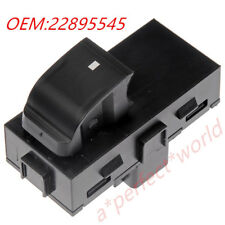 Power Window Switch Front Rear Right Passenger Fit For GM Chevy 22895545 Trim