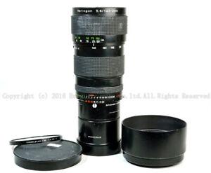 Ex Hasselblad Variogon C 140-280mm F/5.6 Lens W/Hood & 93 Filter #X00629