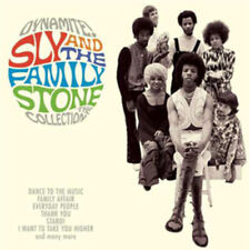 Sly & The Family Stone : Dynamite!: The Collection CD (2011) ***NEW***