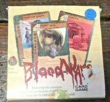 Blood Wars First Edition Dual Starter Deck Display Box