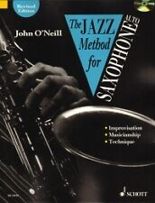 Metodo Jazz Sassofono Eb alto o 'NEILL LIBRO & CD
